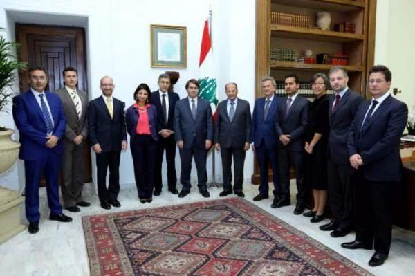 بعثة صندوق النقد بعد زيارة الرئيس عون: ندعم لبنان في سياسته الاقتصادية
