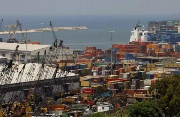 الشّحن العام عبر مرفأ بيروت يتحسَّن بنسبة 0.27% سنويّاً في الفصل الأوَّل من 2017