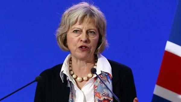 ماي: سنجمد أصول الدولة الروسية في بريطانيا