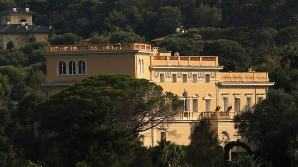 منزل فرنسي بـ 1.1 مليار دولار !!
