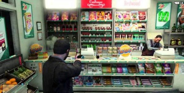 خاص:  لبناني خمسيني متخصص في سرقة المواد الغذائية والمطاعم