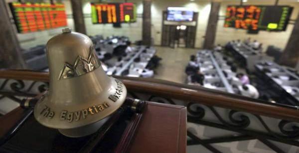 البورصة المصرية تنهي تعاملاتها بأرباح 4.8 مليار جنيه