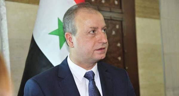 نتيجة بحث الصور عن صور علي غانم وزير النفط السوري
