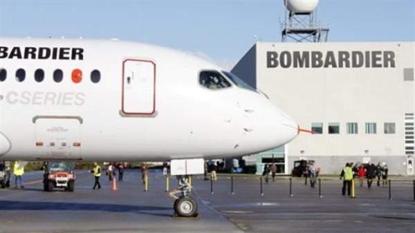"""""""بومباردييه"""" تؤكد توقيع خطاب نوايا مع """"مصر للطيران"""" لبيع 24 طائرة"""