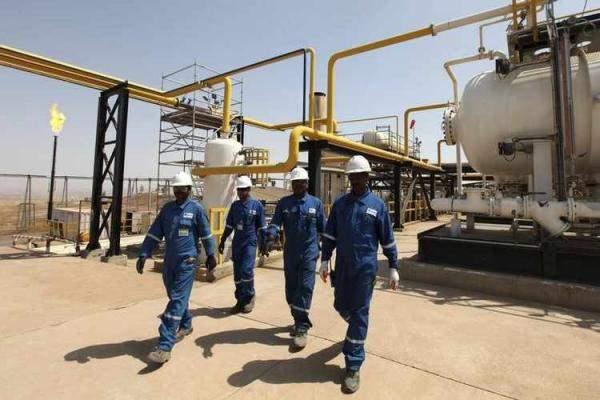 """""""طاقة"""" تُعلن بدء إنتاج النفط من حقل """"أتروش"""" في كردستان العراق"""