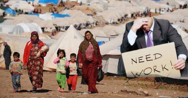 """خاص  كبارة للـ""""إقتصاد"""" : أوقفنا 40 عامل اجنبي غير قانونيبن في مطعم مشهور ببيروت وهنالك 300 ألف سوري لا يحملون رخصاً"""