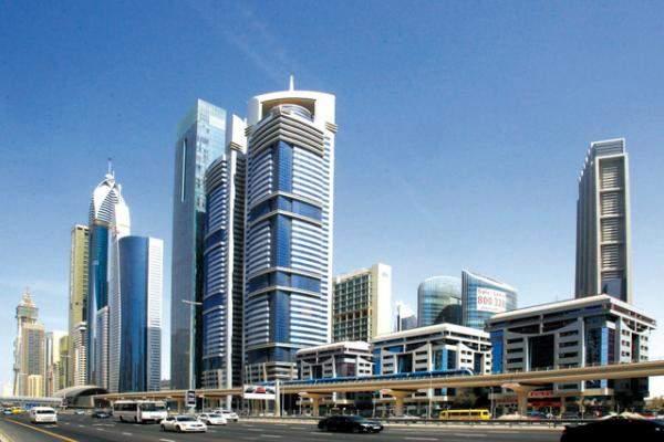 811 مليون درهم قيمة تصرفات العقارات في دبي اليوم