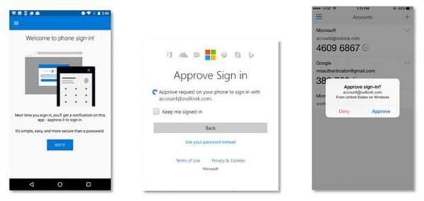 """كيف تسجل الدخول لحسابك على """"مايكروسوفت""""  دون رقم سري؟"""