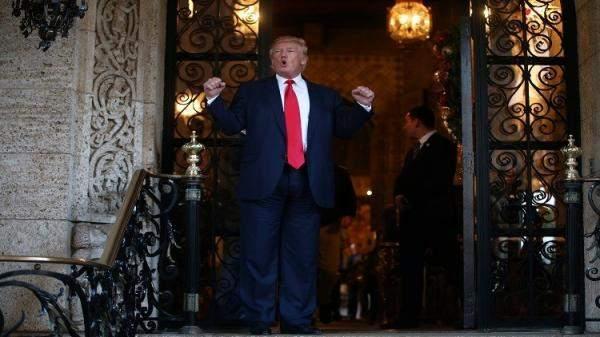 """ترامب: حسين سجواني صديقي.. ورفضت صفقة مع """"داماك"""" لتعارض المصالح"""