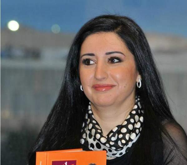 هاديا زبيب خنافر: المرأة ستحقق نتائج في السياسة أفضل بكثير من الرجل!