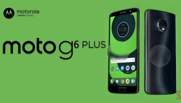 """إليكم المواصفات الكاملة لهاتف """"موتورولا Moto G6 Plus"""""""