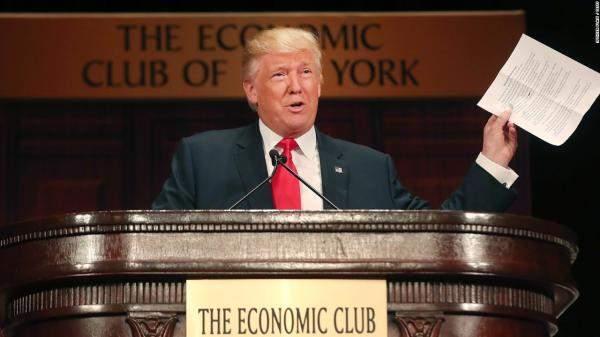 """ترامب يجدد هجومه على """"أوبك"""": أسعار النفط مرتفعة للغاية"""
