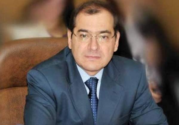وزير البترول المصري يبحث مع السفير الإيطالي زيادة استثمارات بلاده في مصر