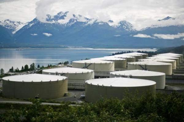إرتفاع مخزونات النفط الأميركية 1.2 مليون برميل إلى 428 مليون