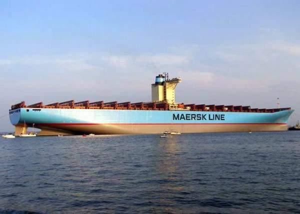 """""""ميرسك لاين"""" تؤجل بدء خدمة نقل الحاويات من عمان إلى قطر حتى 26 حزيران"""