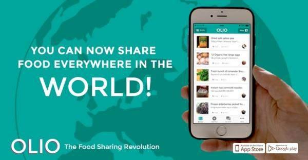 هذا التطبيق يهدف لوقف إهدار الغذاء وتوفير الطعام للمحتاجين