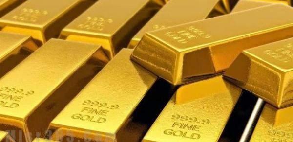 الذهب يتراجع بنسبة 0.19% إلى 1281.40 دولار للأوقية