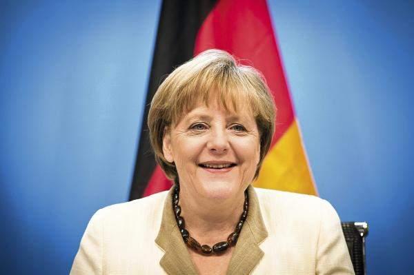 المستشارة الألمانية: نسعى لتحقيق نسبة بطالة أقل من 3%