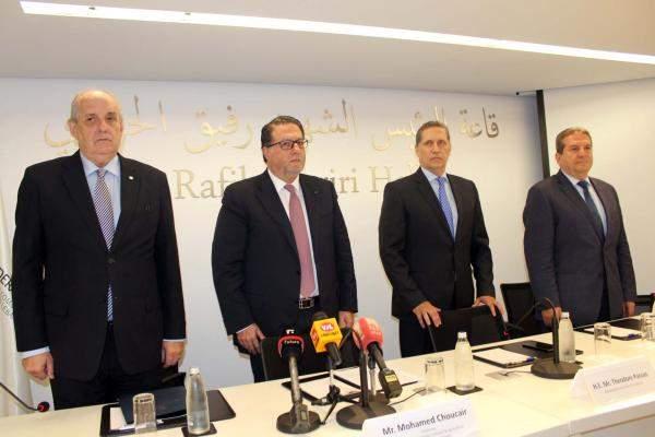 """التقرير اليومي 19/9/2017: نائب وزير الخارجية اليوناني لـ""""الاقتصاد"""": مهمتنا تحسين معدل التبادل التجاري بين لبنان واليونان"""
