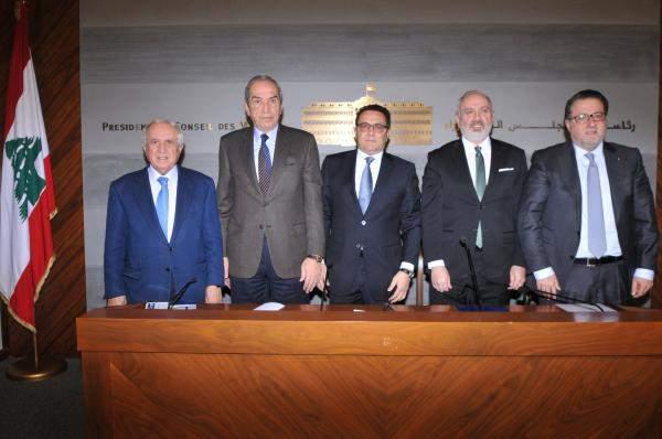 """""""مؤتمر الإستثمار في البنى التحتية في لبنان"""" يمهّد لـ""""باريس 4"""" في آذار برعاية الرئيس الحريري"""