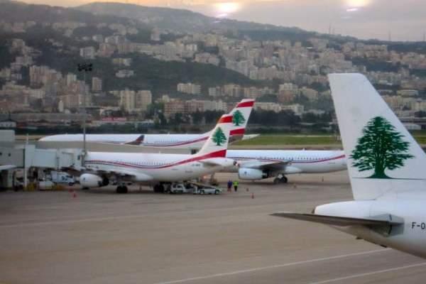 التقرير اليومي 15/1/2018: حركة الركاب في مطار بيروت إرتفعت بأكثر من 8% في 2017