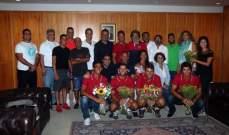 تنس: لبنان الى المجموعة الآسيوية- الأوقيانية الثانية لكأس ديفيس بالتنس