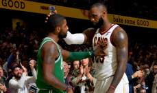 NBA: ايرفينغ يتفوق على فريقه السابق وهيوستن يفوز بدون هاردن