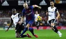 انييستا : لا تهمني شائعات ارتباط نيمار بـ ريال مدريد