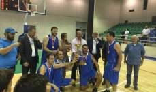 افتتاح مجمّع رياضي في جزين ومباراة ودية في كرة السلة
