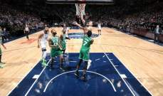 NBA: بوسطن يحسم تأهله الى النهائيات