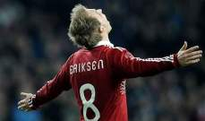 إريكسِن سيبقى في هولندا