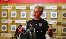 هاينكس: ريال مدريد لا يستسلم ولم أواجه بشكتاش من قبل