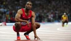 تايسون جاي يخفق بالوصول الى بطولة العالم لألعاب القوى