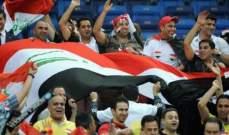 محمد حميد يغيب عن ودية العراق والاردن