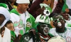 الاتحاد النيجيري يصرف المكافأت للاعبي المنتخب