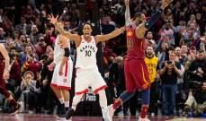 NBA: السبيرز يعزز مركزه وكليفلاند يتفوق على متصدر المجموعة الشرقية