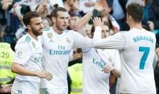 ريال مدريد يتنفّس الصعداء بفوز ساحق على ديبورتيفو لاكورونا