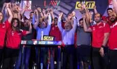 الاتحاد اللبناني لرياضة الكباش يستكملبطولته السّنوية الاولى