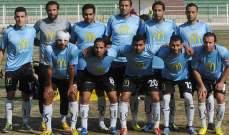 غزل المحلة المصري يستغني عن خمسة لاعبين