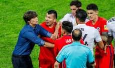 تشيلي لا يستحق ركلة جزاء وقرارات حكم مباراة البرتغال والمكسيك صحيحة
