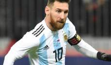 ريكلمي : الارجنتين قد تفوز بكاس العالم 2018 في حال كان ميسي بافضل حالاته
