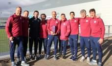 مانشستر سيتي يسيطر على جوائز الدوري الانكليزي لشهر تشرين الاول