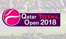 فوزنياكي وهاليب تشاركان في بطولة قطر توتال المفتوحة للتنس