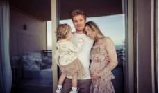 نيكو روزبرغ يؤكّد أخبار حمل زوجته بطفلهم الثاني