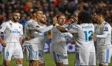 اهداف ريال مدريد في مرمى ابويل