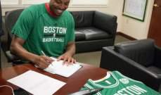 بول بيرس يقرر انهاء مسيرته مع بوسطن سيلتيكس