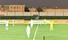 رئيس الفيفا يسجل في مرمى الاتحاد الموريتاني
