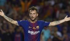 راكيتيتش : ميسي محور فريق برشلونة