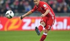 كيميتش: فخور بلقب لاعب العام في ألمانيا