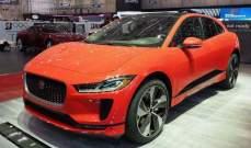 جاكوار تكشف عن سيارة  I-PACE في معرض جينيف
